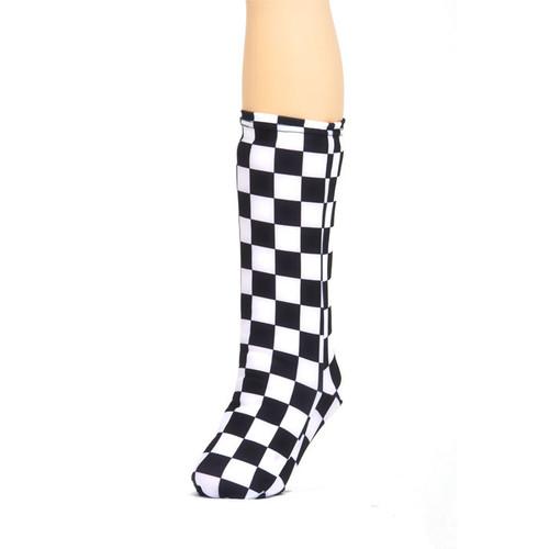 CastCoverz! Legz! - Checkerboard