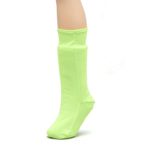 CastCoverz! Legz! - Neon Green