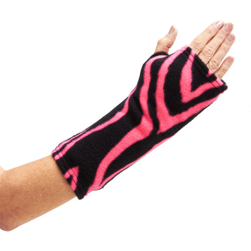CastCoverz! Sleeperz! for Arms - Pinked Zebra