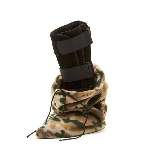 CastCoverz! Sleeping Bagz! - Camo Green Light