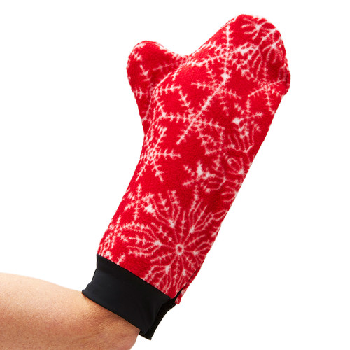 CastCoverz! Mittz! Cozy - Santa's Snowflake