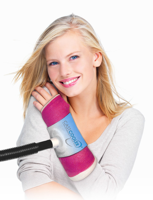 CastCooler® Itchy Cast Reliever