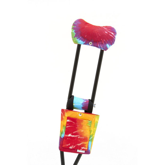 Standard Print Crutchwear - Rainbow Tie Dye