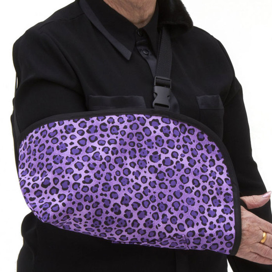 CastCoverz! Slingz! - Seeing Spots Purple