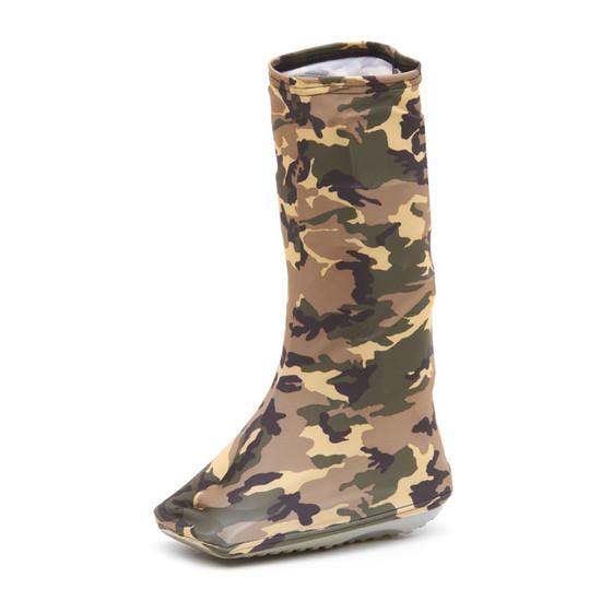 CastCoverz! Bootz! - Camouflage - Green