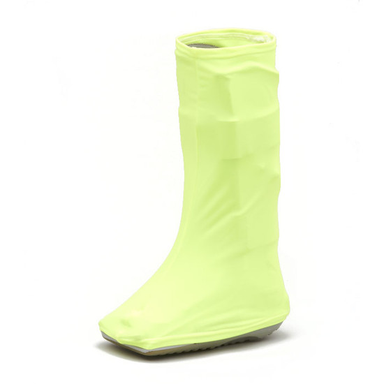 NEON Yellow wear for safety, in support of your favorite team (can you say Michigan or LSU?) or just because you have a sunny personality!  It's not golden yellow. It's NEON Yellow!