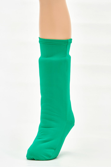 CastCoverz! Legz! - Festive Green