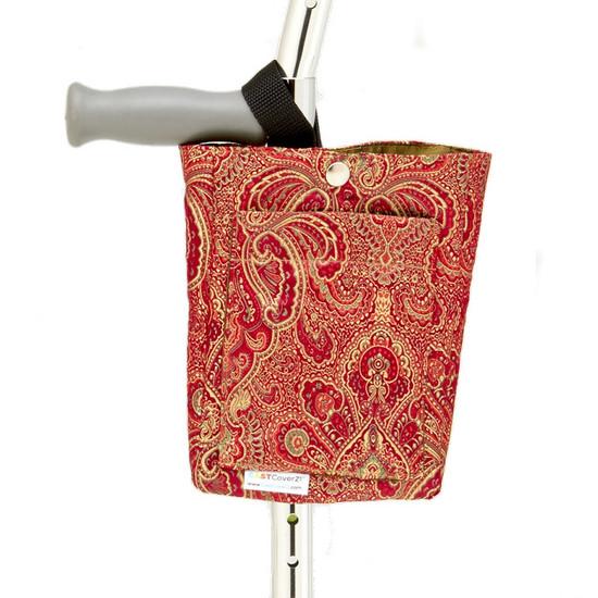Forearm CrutchWear bag in Dynasty