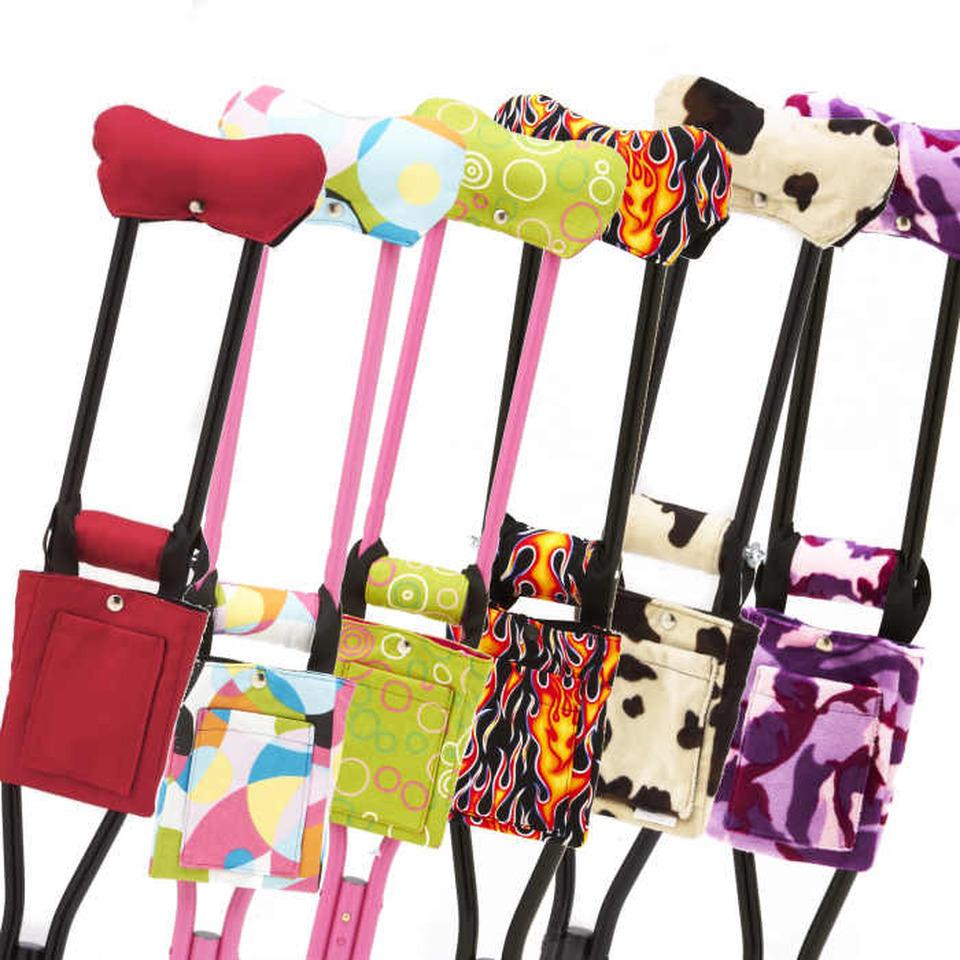 Standard Crutchwear - Print Fabrics