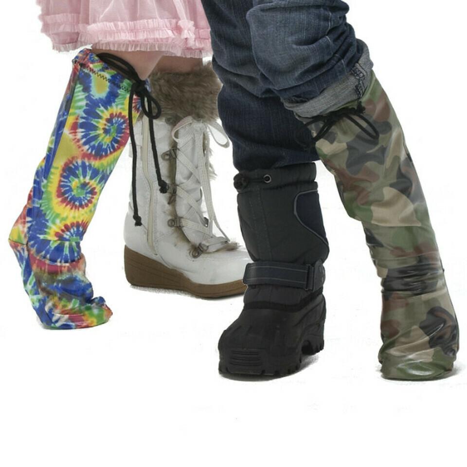 Slickerz! - Leg Cast Covers for Rain, Snow & Sand