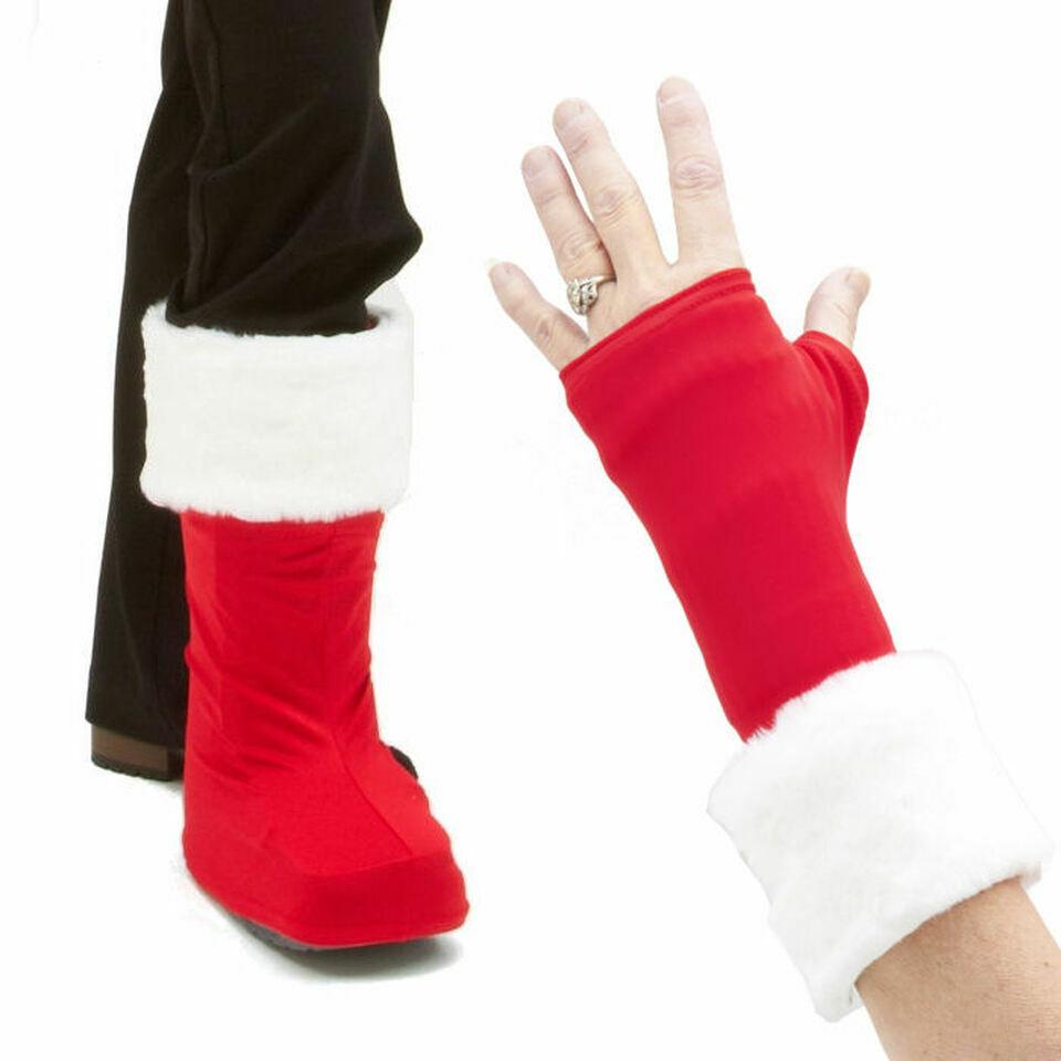 Cuffz! - Fun Faux Fur Cuffs for Boot and Leg Casts