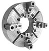 Bison 32 4 Jaw Independent Extra Large Thru Hole Oil Country Chuck A2-20 Mount 7-859-3257