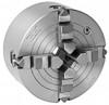 Bison 25 4 Jaw Combination Manual Chuck Plain Back 7-848-2500