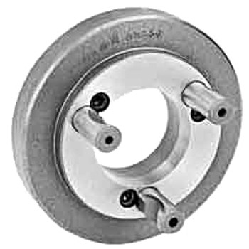 """Bison Semi-Finished D1-11 Adapter Plate 7-878-1290 for 12"""" Chucks"""