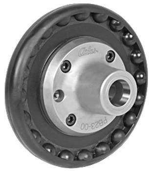 "Pratt Burnerd 9"" 5C Hand Wheel Collet Chuck 2-1/4 - 8 Thread PB23-43"