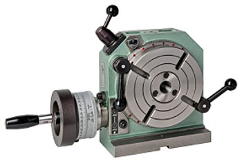 Bison 16 Horizontal & Vertical Low Profile Rotary Table 7-621-016