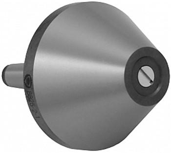 Bison 1 MT Bull Nose Live Center 1.97 Diameter .0003 T.I.R. 7-575-010