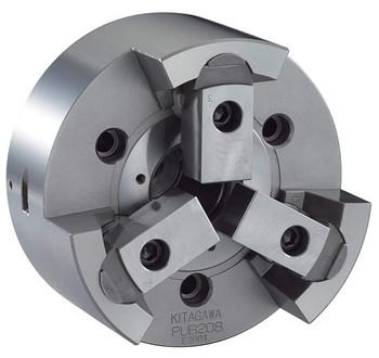 Kitagawa 12 3 Jaw Pull Lock Power Chuck Plain Back PU-212