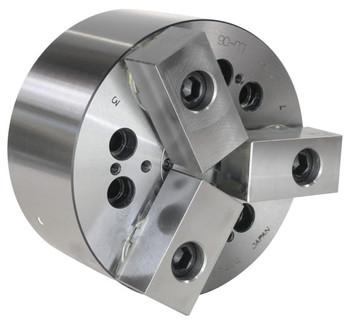 Kitagawa 10 3 Jaw Level Lock Power Chuck Plain Back LU-10