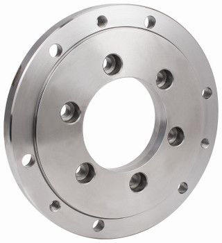 TMX Finished A2-5 Adapter Back Plate 3-873-9085P for 8 Diameter Self Centering Chuck