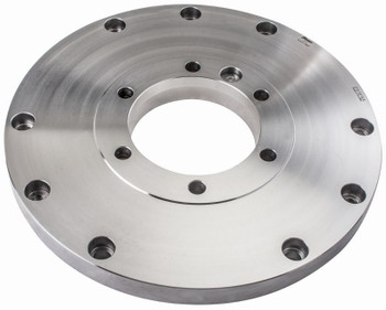 """TMX Finished A2-8 Adapter Plate 3-873-9168P for 16"""" Chucks"""