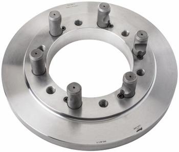 """TMX Set Tru D1-11 Adapter Plate 3-875-129P for 12"""" Chucks"""