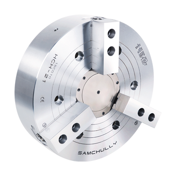 Samchully 21 3 Jaw Open Center Power Chuck A2-15 Adapter HCH-21A15