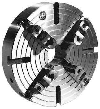 """Pratt Burnerd 24"""" 4 Jaw Independent Manual Chuck D1-11 Mount 2443-2D11"""