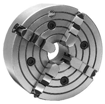 Pratt Burnerd 8 4 Jaw Independent Manual Chuck Plain Back 0844-1000