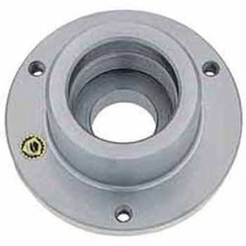 "Bison Set Tru 1-1/2 - 8 Threaded Adapter Plate 7-876-062 for 6"" Chucks"