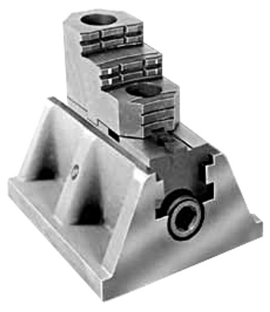 """Pratt Burnerd 8"""" Heavy Duty Boring Mill Jaws, 4pc, Set 1BL0100300"""