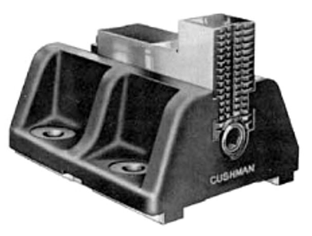 "Cushman 14"" Solid Reversible Boring Mill Jaws 4 Piece Set 10-073-14-000B"