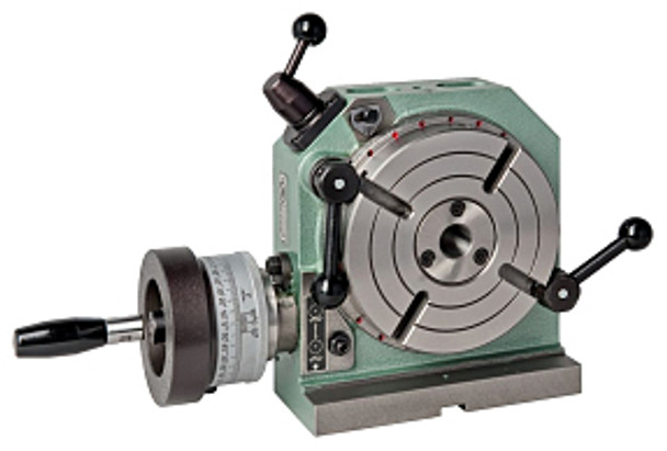 Bison 6-14 Horizontal & Vertical Low Profile Rotary Table 7-621-006