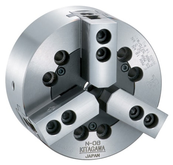 Kitagawa 18 3 Jaw Closed Center Power Chuck A2-11 Adapter N-18A11