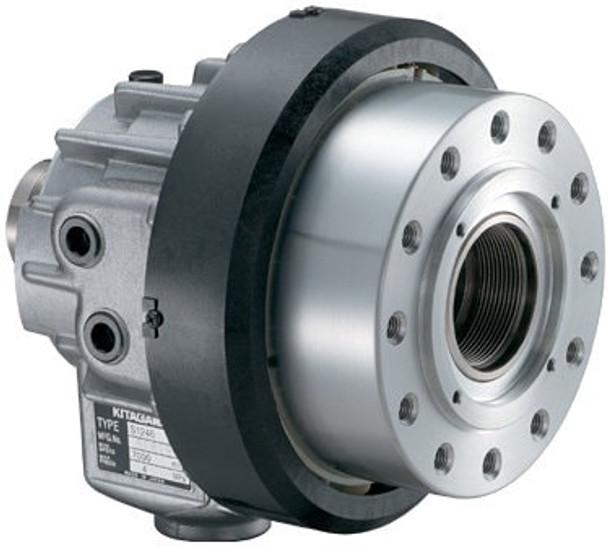 Kitagawa S1246 Large Thru Hole Open Center Hydraulic Cylinder
