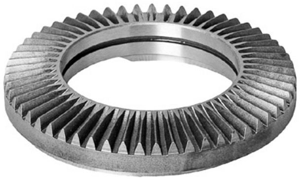 Bison Scroll Plate for 5 Forged Steel Scroll Chuck 7-887-505