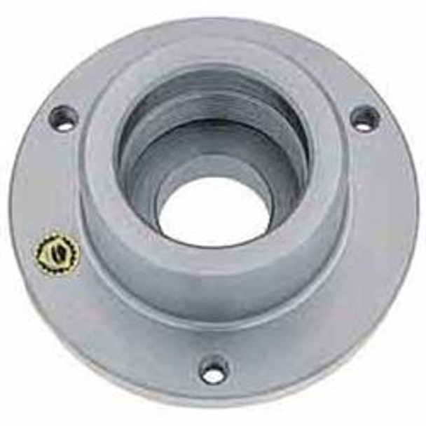 """Bison Set Tru 2-1/4 - 8 Threaded Adapter Plate 7-876-083 for 8"""" Chuck"""
