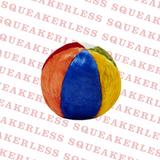 Squeakerless Beach Ball
