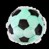 Squeakerless Soccer Ball