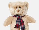 Fluff & Tuff Announces 2018 Holiday Charity Toy: Nicholas Bear (Pet Age)