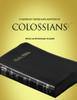 A VERSE BY VERSE EXPLANATION OF COLOSSIANS - eBook