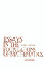 Essays in the Foundations of Mathematics, 2nd ed