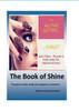 The Book of Shine - eBook