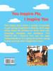 You Inspire Me, I Inspire You