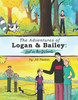 The Adventures of Logan & Bailey: Lost in the Woods - eBook