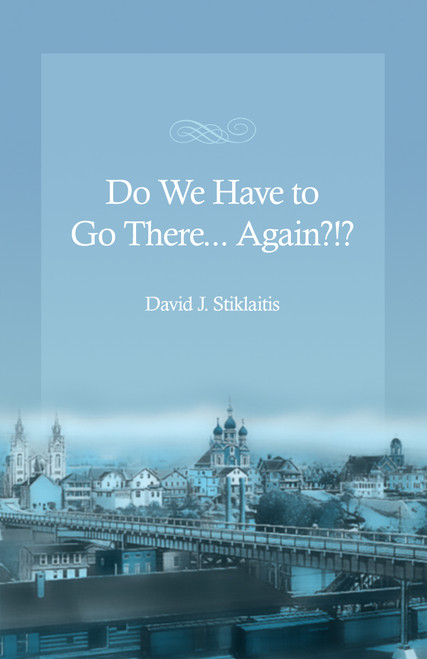 Do We Have to Go There… Again?!?