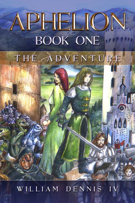 Aphelion Book One: The Adventure