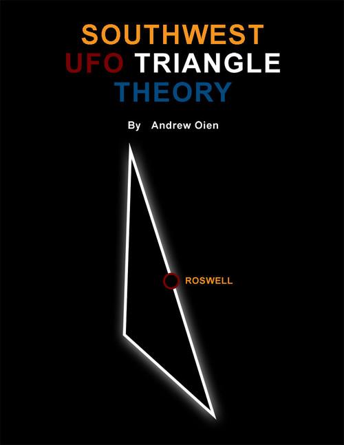 Southwest UFO Triangle Theory