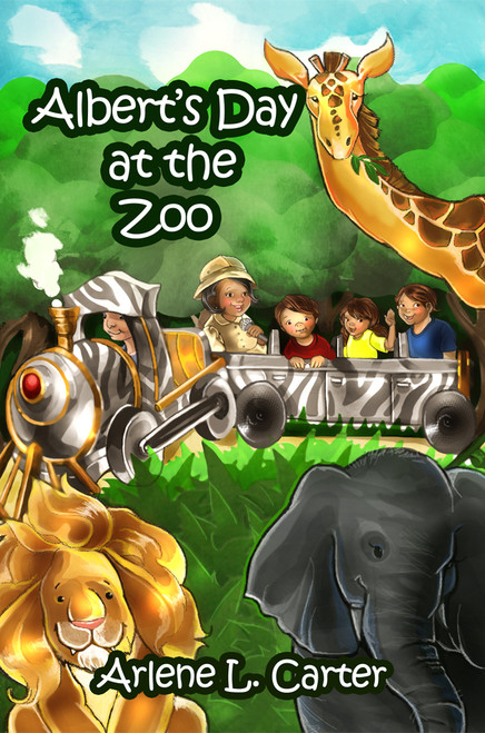 Albert's Day at the Zoo