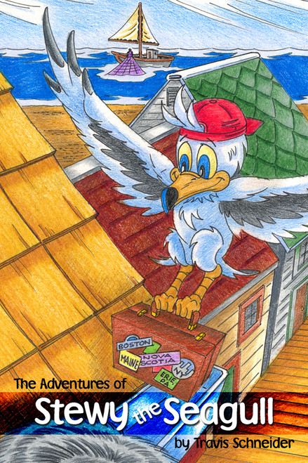 The Adventures of Stewy the Seagull
